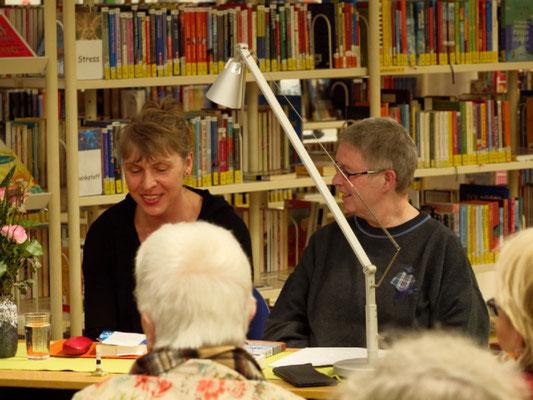 Das Publikum stellte nach der Lesung interessante Fragen, Foto: T. Prawitt