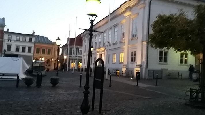Ystad Rathaus