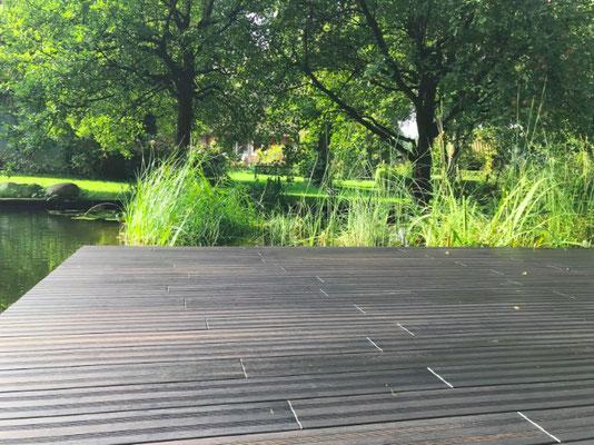 Bambus-Terrassendielen Bayamo  d