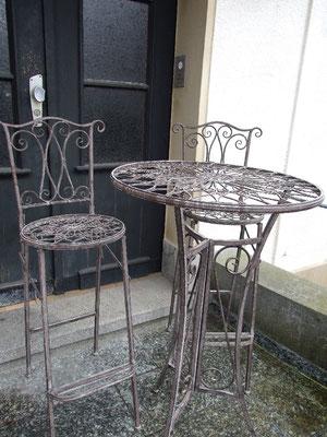 Bartisch & Stühle