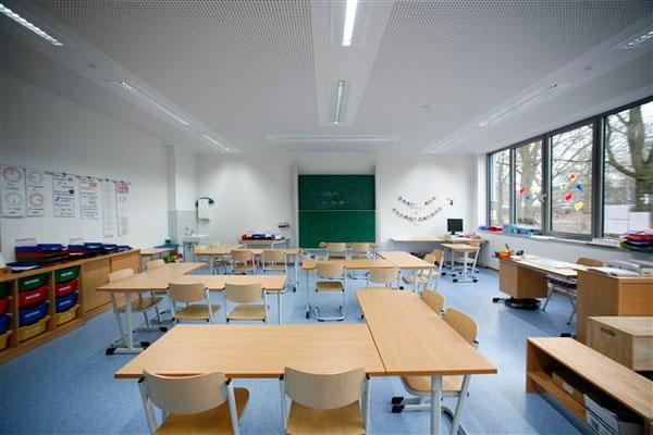 Unsere Klassenzimmer