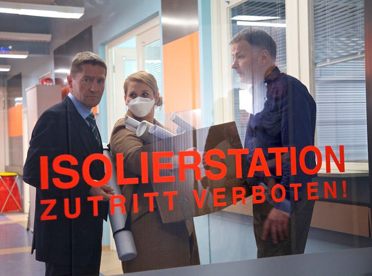 """Udo Schenk, Maite Kelly, Thomas Rühmann in Folge 640 """"Ostern mit Tücken"""""""