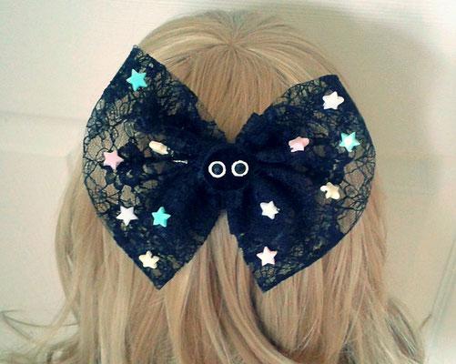 Kawaii Soot Sprite Large Lolita Bow