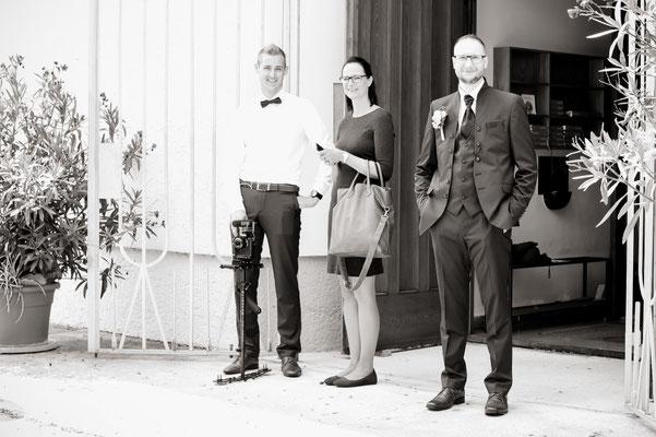 Andreas Schwarzlmüller hielt den Tag auf Video fest.
