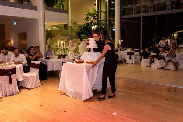Die Hochzeitstorte von Haller und leckere weitere süße Sünden von der lieben Stefanie!