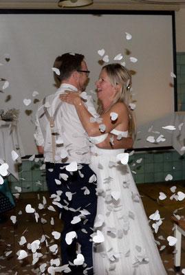 Hochzeitstanz - einer der vielen Höhepunkte