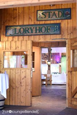 Gefeiert wurde am Loryhof in Wippenham