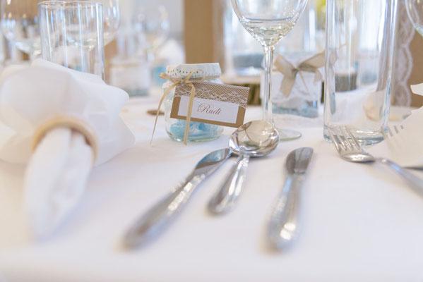Gastgeschenke - eine schöne Art DANKE zu sagen
