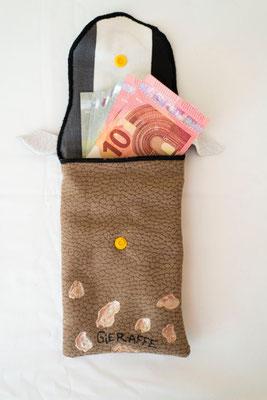 Geld verschenken mal anderes, auch für Sparbücher....