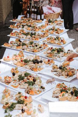 Das Buffet - Cateringservice Elfriede Reitsamer