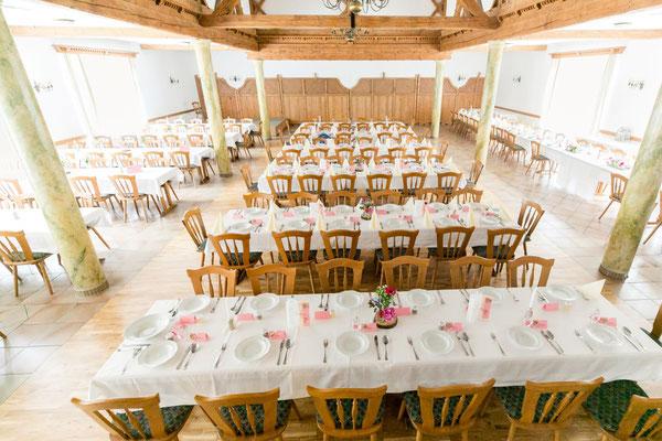 Zieglerwirt in Taiskirchen hat Platz für viele Gäste