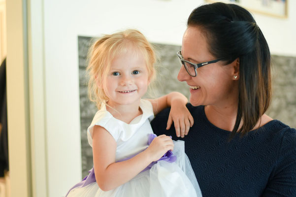 """Ich freu mich immer riesig, wenn solche süßen Bilder entstehen! Da blüht mein """"Kindergartenpädagoginnen""""-Herz richtig auf!"""