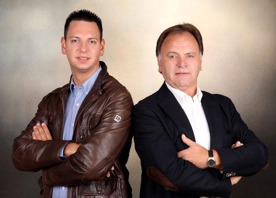 Sebastian und Walter Schell