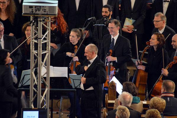 "Jenkins ""Stabat Mater"", Foto: Kirchenchor Meggen"