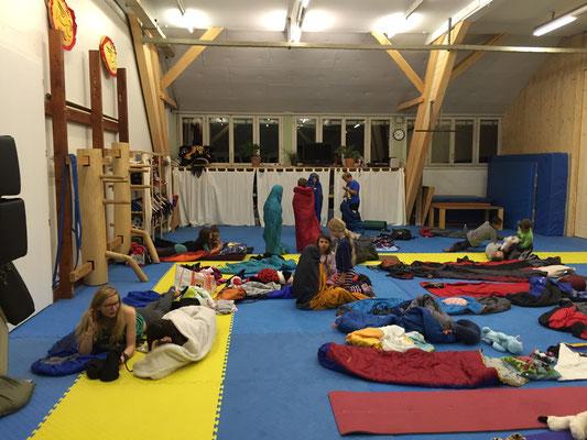 Kampfkunstschule Wattwil Filmnacht
