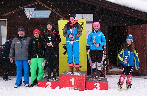 Sieg für Monika Widmoser und 3. Rang für Laura Wimmer