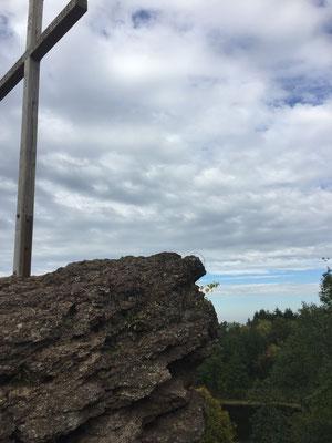 Kratersee Mosenberg bei Bettenfeld, 30 km entfernt