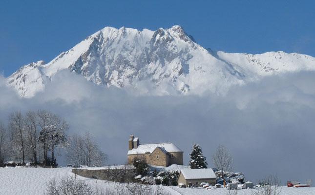 Ens village de la vallée d'Aure
