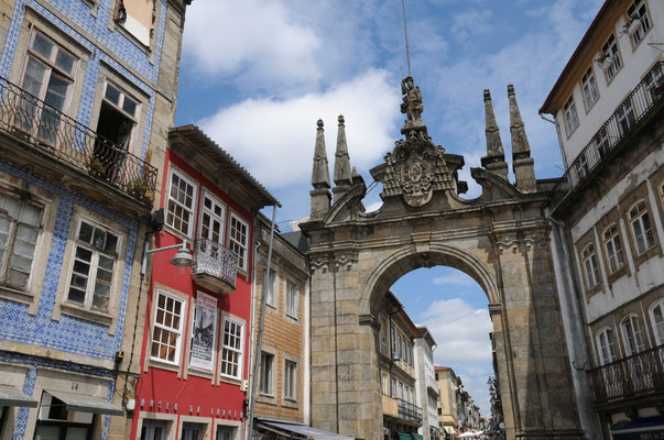 City of Braga Portugal by Pack-Shot