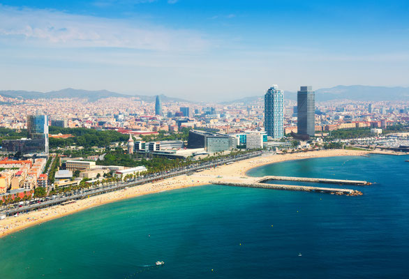 Barcelone European Best Destinations - Copyright Iakov Filimonov