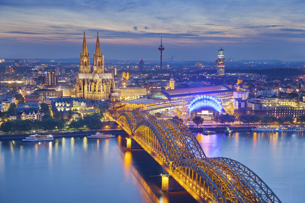 Cologne European Best Destinations - Copyright Rudy Balasko