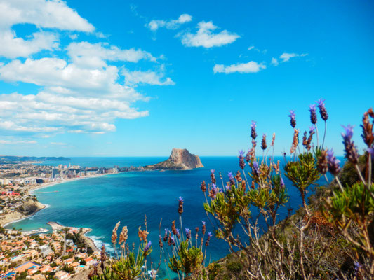 Calpe European Best Destinations - Best Destinations to visit in Spain - Copyright Franin