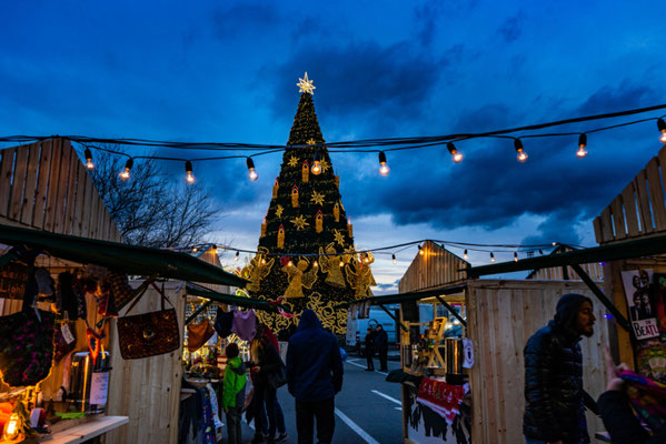 Tbilisi Christmas Market - Best Christmas Markets in Europe - Copyright Anna Bogush Editorial Shutterstock - European Best Destinations