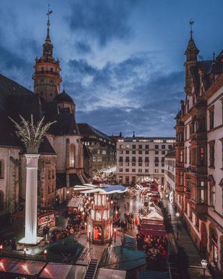 Leipzig Christmas Market Copyright Daniel Koehler