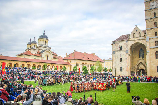 Sustainable tourism in Europe - Alba Iulia - Copyright Romulus Opriscan and Ionut Vaidean - European Best Destinations