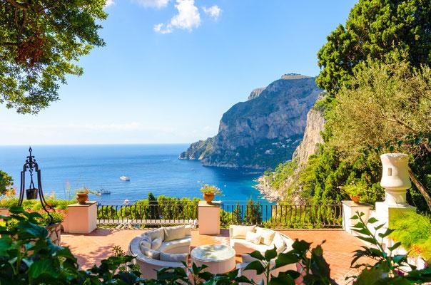 Capri - European Best Destinations - Capri Island Copyright lukaszimilena