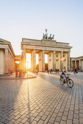Brandenburger Tor - Copyright visitBerlin / Dagmar_Schwelle