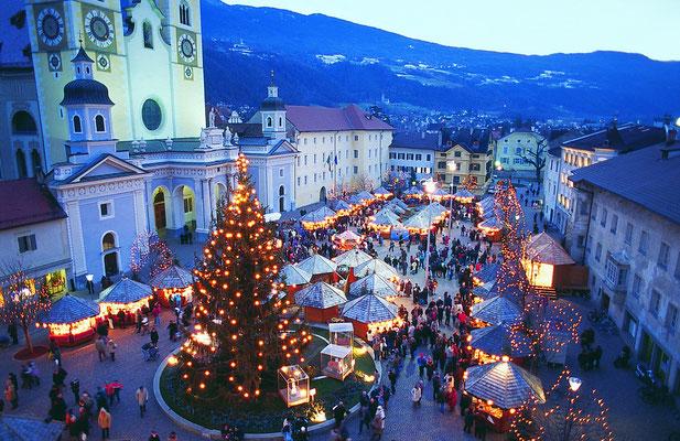 Brixen Christmas Market - Copyright Brixen.org