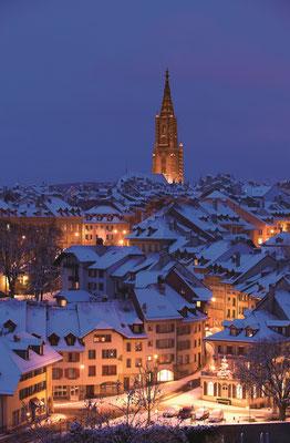 Bern Christmas Market - Best Christmas Markets in Europe - Copyright Bern Tourist Board -  www.bern.com