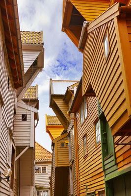Bergen European Best Destinations Copyright Tatiana Popova