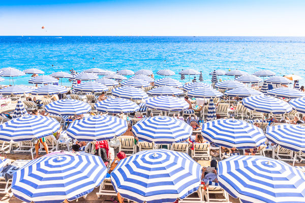 Nice - Best beaches in Europe - Giancarlo Liguori /  Shutterstock.com