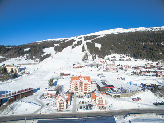 Are ski resort, Sweden - Karl Hägglund, SkiStar