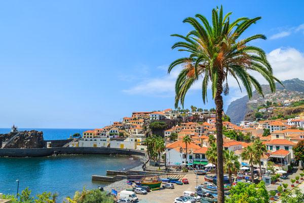 Camara de Lobos, Madeira Islands, Portugal Ⓒ Pawel Kazmierczak