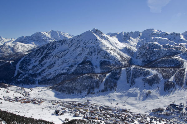 Montgenevre Ski Resort, France - Copyright montgenevre.com