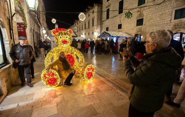 Dubrovnik Christmas Market - Copyright Dubrovnik Winter Festival - European Best Destinations