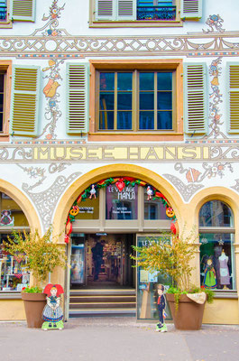 Hansi Museum, Colmar - Pfister House, Colmar - Copyright Matthieu Cadiou - European Best Destinations