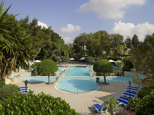 Corinthia Palace Hotel & Spa Malta - European Best Wellness hotels