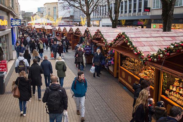 Bristol Christmas Market - Copyright bristolchristmasmarket.com