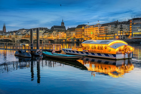 Basel - Best Destinations to visit in Europe - Copyright Andreas Gerth_Fähri