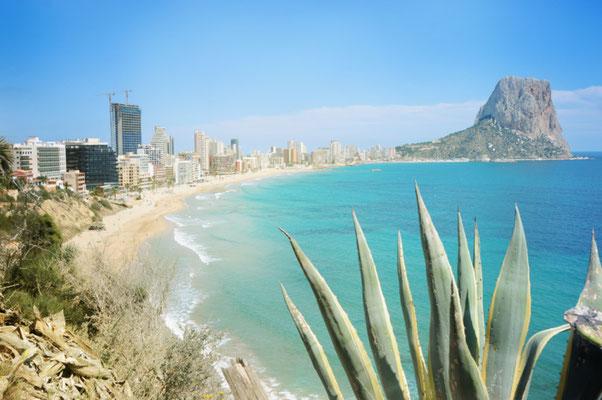 Calpe European Best Destinations - Best Destinations to visit in Spain - Copyright Guschenkova