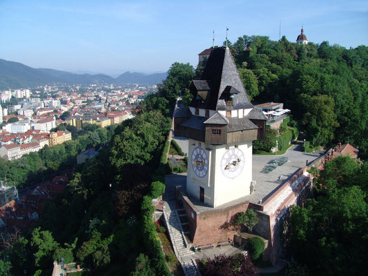 Graz European Best Destinations - Copyright Graz Tourism Office