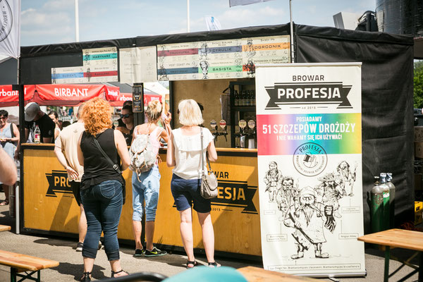 Good beer Festival in Wroclaw Copyright dunvael_photography - Good Beer Festival - European Best Destinations