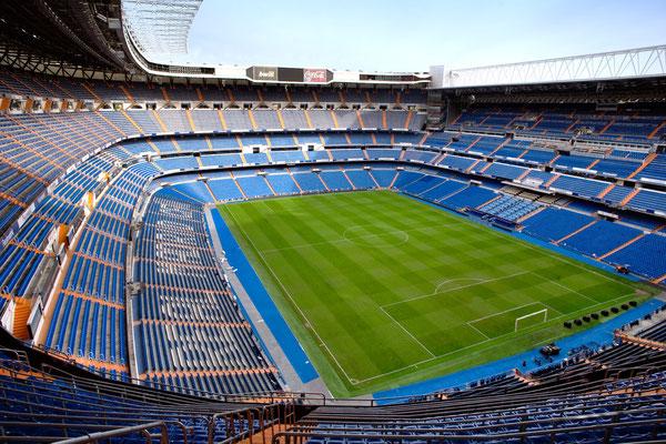Santiago Bernabéu stadium, Madrid - EsMadrid.com