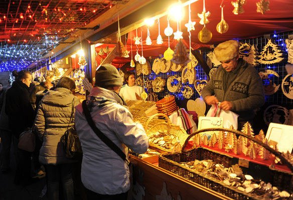 Montbeliard Christmas Market - Copyright Montbeliard Tourisme - European Best Destinations