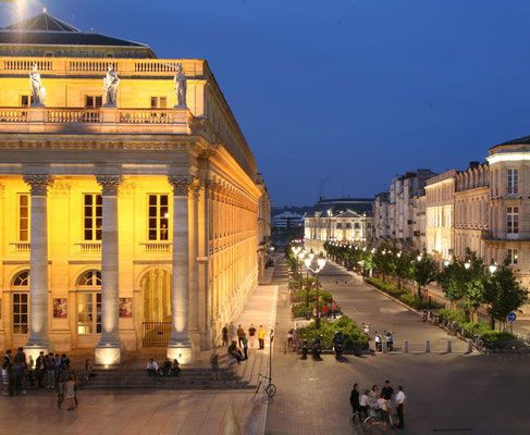 Bordeaux - Grand Théâtre - Credit Thomas Sanson - European Best Destinations