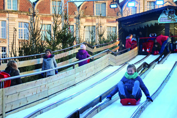 Best Christmas Markets in France - Arras Christmas Market - European Best Destinations
